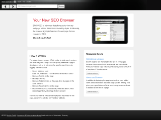 Browseo - simplified seo